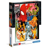 Marvel 80 Years puzzle 1000pcs