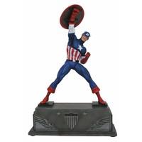 Marvel Premier Collection: Captain America Statue