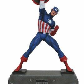 DIAMOND SELECT TOYS Marvel Premier Collection: Captain America Statue
