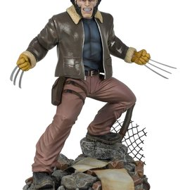 DIAMOND SELECT TOYS Marvel Gallery: Comic Wolverine - Days of Future Past Statue