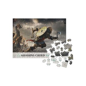 Dark Horse Assassins Creed: Valhalla - Assault On The Strong Puzzle 1000pzs