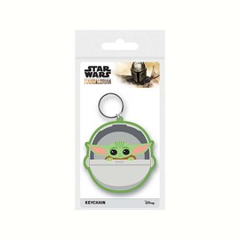 Hole In The Wall Star Wars: The Mandalorian - The Child - Keyring