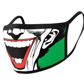 Hole In The Wall Joker Face - Facemask (x2)