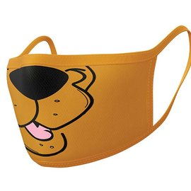 Hole In The Wall Scooby Doo Mouth - Facemask (x2)