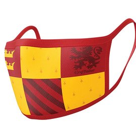Hole In The Wall Harry Potter Gryffindor - Facemask (x2)