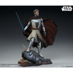 Sideshow Toys Star Wars: General Obi-Wan Kenobi Mythos Statue