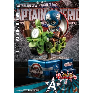 Hot toys Marvel: Captain America CosRider