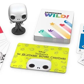 FUNKO Nightmare Before Christmas: Something Wild Card Game - English Version