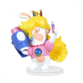 "Ubisoft Mario + Rabbids Kingdom Battle Rabbid Peach 3"" Figure"