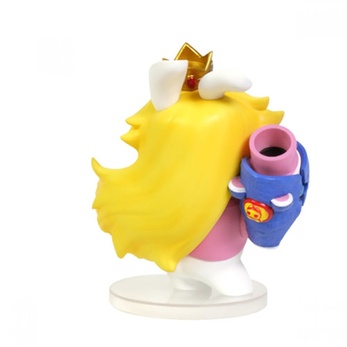 "Ubisoft Mario + Rabbids Kingdom Battle Rabbid Peach 3"" Figure"