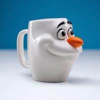 Disney: Frozen 2 - Olaf Shaped Mug