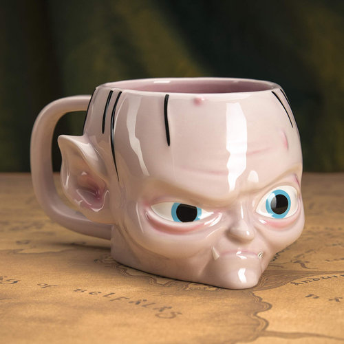 Paladone Lord of the Rings: Gollum Shaped Mug
