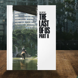 Dark Horse The Last of Us Part 2: The Art of The Last of Us Part 2 Book