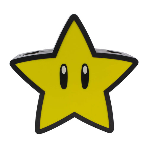 Paladone Super Mario: Super Star Projection Light