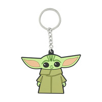 Star Wars: The Mandalorian - The Child Silicone Keychain