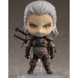 Good Smile Company The Witcher 3: Wild Hunt - Geralt of Rivia Nendoroid