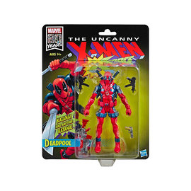 HASBRO Marvel Legends: X-Force Deadpool 80's Exclusive