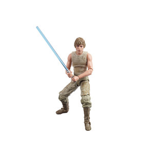 HASBRO Star Wars: The Black Series - Luke Skywalker Dagobah - 40th Anniversary