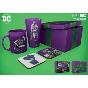 Hole In The Wall DC Comics The Joker Gift Box