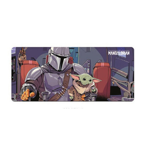 Hole In The Wall Star Wars The Mandalorian The Child XL Gaming Mat