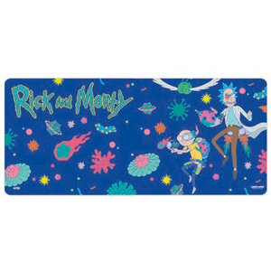 Hole In The Wall Rick And Morty XL Gaming Mat