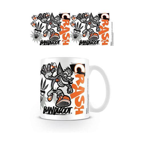 Hole In The Wall Crash Bandicoot - Mug