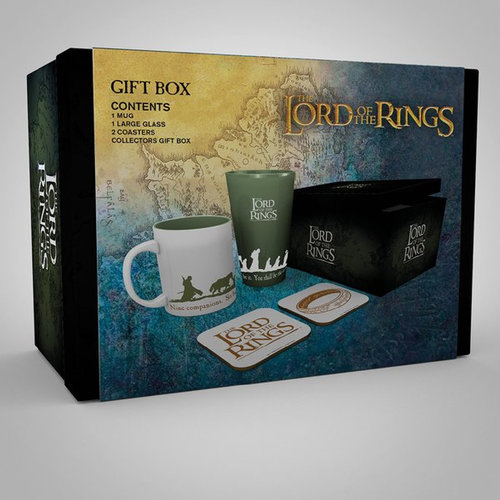 Hole In The Wall Lord Of The Rings Fellowship Gift Box