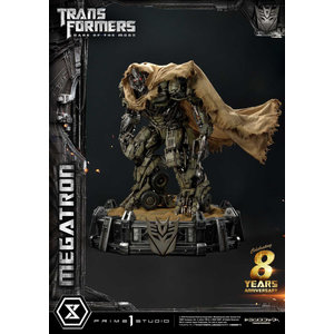 Prime 1 Studio Transformers: Dark of the Moon - Megatron Statue