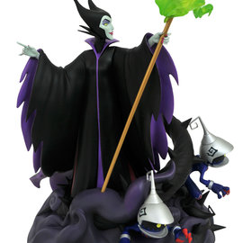 Diamond Direct Disney: Kingdom Hearts 3 - Maleficent PVC Statue