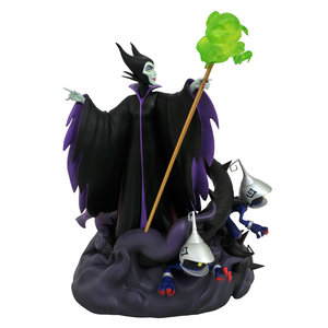 Diamond Direct Disney: Kingdom Hearts 3 - Maleficent PVC Statue