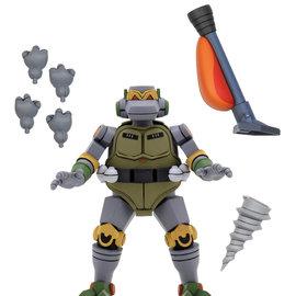 NECA TMNT: Cartoon Metalhead Ultimate 7 inch Action Figure