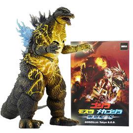 NECA Godzilla 2003: Hyper Master Blast 12 inch Head to Tail Action Figure