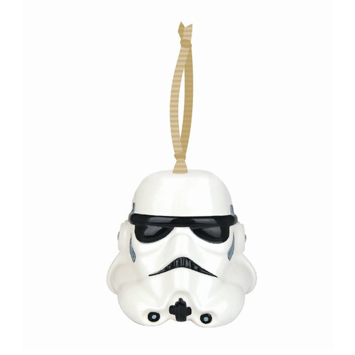 Half Moon  Bay Star Wars: Storm Trooper Decoration