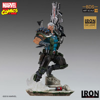 Marvel: Exclusive Cable 1:10 Scale Statue