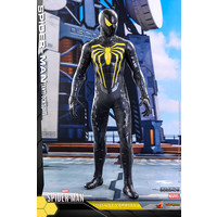 Marvel: Spider-Man Game - Deluxe Spider-Man Anti-Ock Suit 1:6 Scale Figure