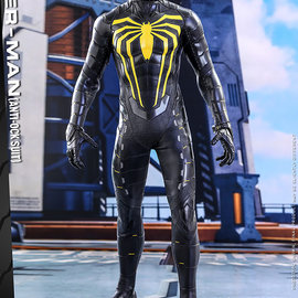 Hot toys Marvel: Spider-Man Game - Deluxe Spider-Man Anti-Ock Suit 1:6 Scale Figure