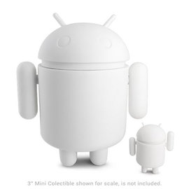 disburst Android: Mega Android DIY Vinyl Figure