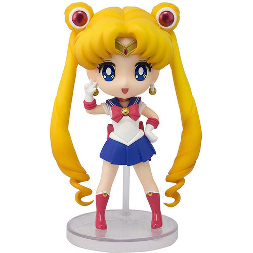 Bandai Tamashii Nations Figuarts Mini: Sailor Moon - Mini Action Figure