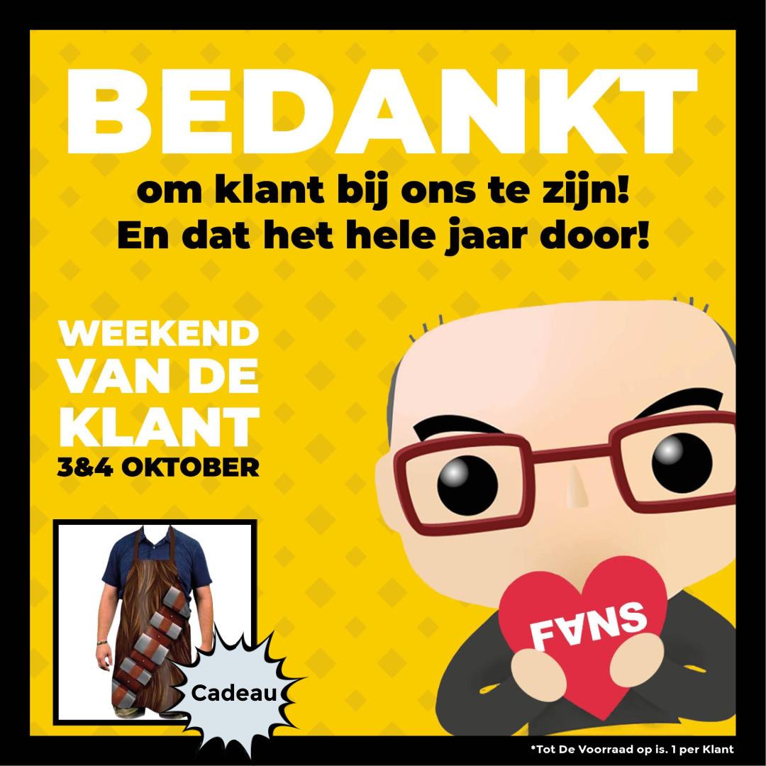 Weekend Van De Klant