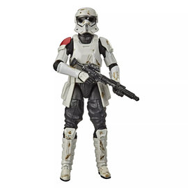 HASBRO Star Wars Black Series: Galaxy's Edge - Mountain Trooper - 2020 Exclusive