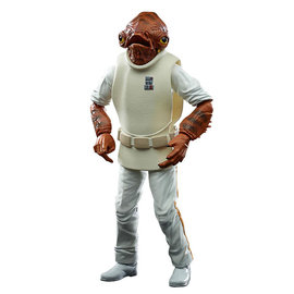 HASBRO Star Wars: The Black Series - E6 Admiral Ackbar