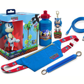 Cable Guy Cable Guy - Sonic The hedgehog - Deluxe Giftbox
