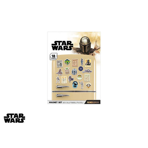 Hole In The Wall Star Wars The Mandalorian The Child Magnet Set