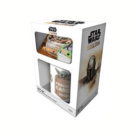 Hole In The Wall Star Wars The Mandalorian The Child Gift Set