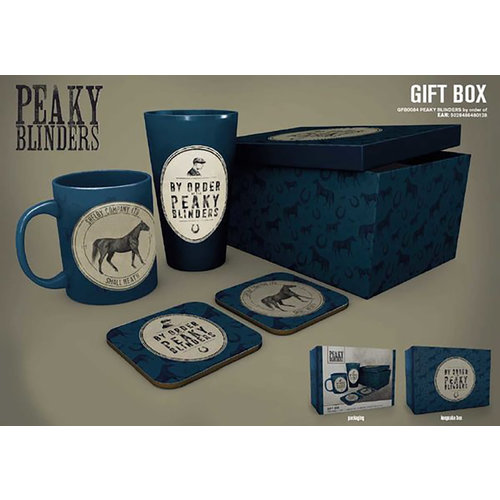 Hole In The Wall Peaky Blinders Gift Box