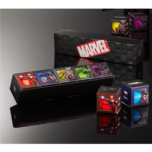 Hole In The Wall The Avengers Character Golfbal Set