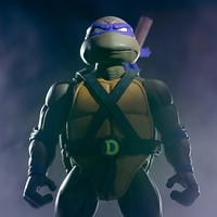 TMNT: Ultimates Wave 4 - Donatello 7 inch Action Figure