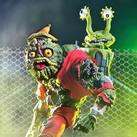 TMNT: Ultimates Wave 4 - Muckman and Joe Eyeball 7 inch Action Figure