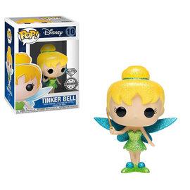 FUNKO Pop! Disney: Peter Pan - Tinker Bell Diamond Glitter Exclusive