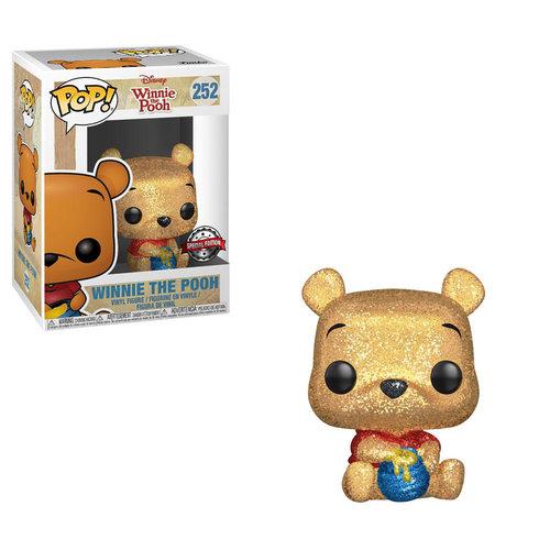 FUNKO Pop! Disney: Winnie the Pooh - Diamond Glitter Winnie the Pooh